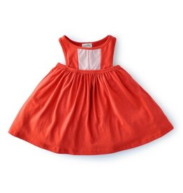 Hazel Village Strawberry Red Jumper, 0-6M