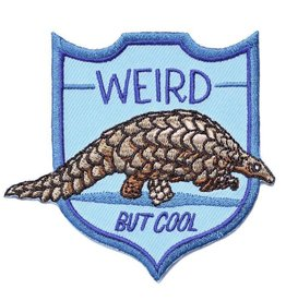 "Frog and Toad ""Weird but cool"" Patch"