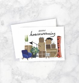 Idlewild Co. Housewarming Card