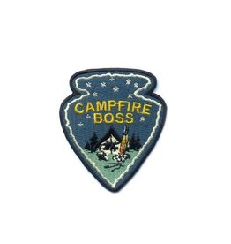 Antiquaria Campfire Boss Patch