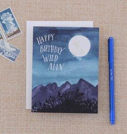 Antiquaria Wild Man Birthday