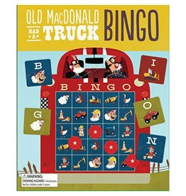 Hachette Book Group Old McDonald Truck Bingo