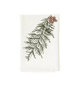 June & December Cedar Towel