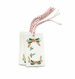 Rifle Paper Garland Gift Tags
