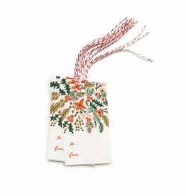 Rifle Paper Winter Berries Gift Tags