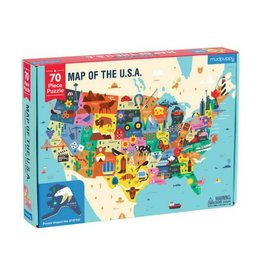 Hachette Book Group Map of the USA Puzzle