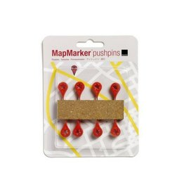 Design Ideas Map Marker Push Pins