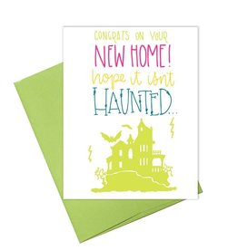 Colette Paperie Haunted Home