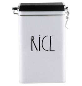 Home Essentials Rice Tin