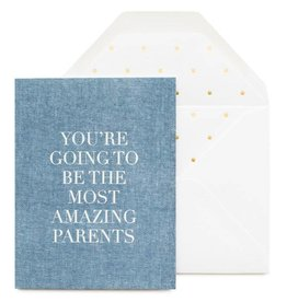 Sugar Paper Most Amazing Parents