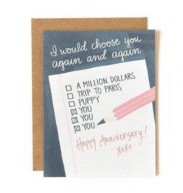 1Canoe2 Anniversary Note