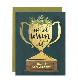 1Canoe2 Anniversary Trophy
