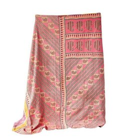 Creative Co-op Vintage Kantha Throw
