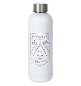 Now Designs Adventure Awaits Water Bottle