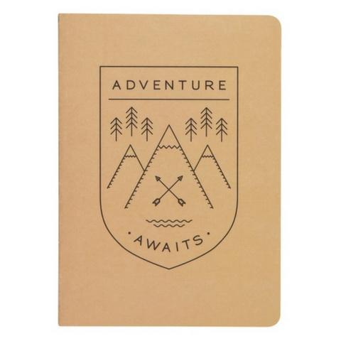 Now Designs Adventure Awaits Notebooks