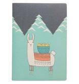 Now Designs Llamarama Notebooks