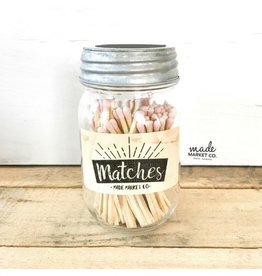 Made Market Matches - Blush