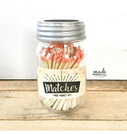 Made Market Matches - Coral
