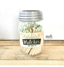 Made Market Matches - Mint