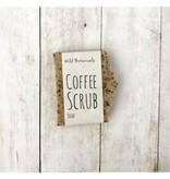 Wild Botanicals Coffee Scrub Soap