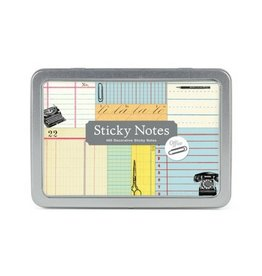 Cavallini Papers Office Sticky Notes