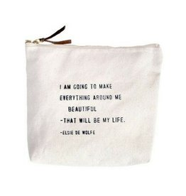 SugarBoo Designs Canvas Bag: I'm Going To Make