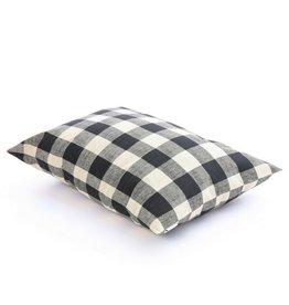The Foggy Dog Buffalo Check Dog Bed, Md