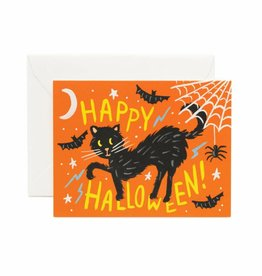 Rifle Paper Black Cat Halloween