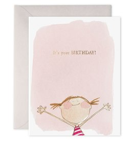 E. Frances It's Your Birthday