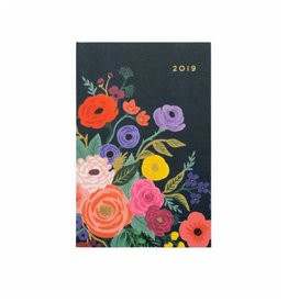 Rifle Paper 2019 Juliet Rose Pocket Agenda