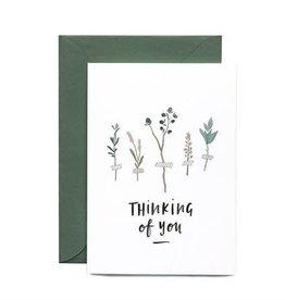 In the Daylight Thinking of You Botanic