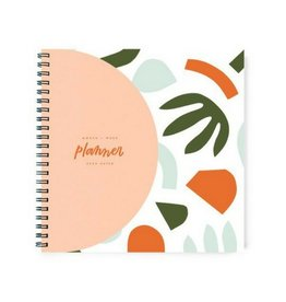 Worthwhile Paper Planner, Shape Play (Color)