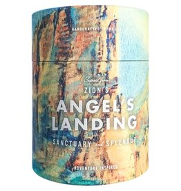 Ethics Supply Angels Landing Candle