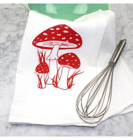 Counter Couture Toadstool Tea Towel