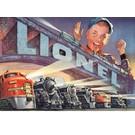 Lionel LNL   1952 Catalog Cover Mouse Pad  31024