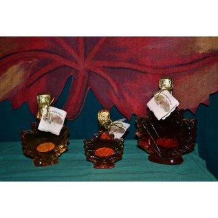 Sticky Bucket Maple SBM   Maple Syrup  Small Maple Leaf  3.4 Oz.