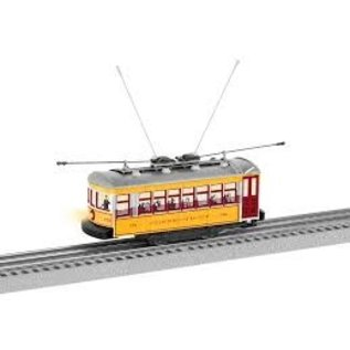 Lionel LNL   Connecticut Trolley   O   84295
