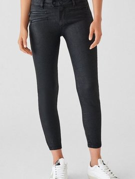 DL1961 Florence Cropped Mid Rise Instasculpt Skinny