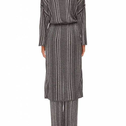 Camilla Knit Layering Piece W/ Cropped Sleeve
