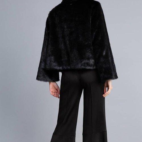 TwinSet Faux Fur Jacket