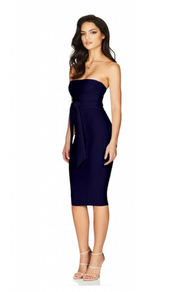 Nookie Royal Strapless Midi
