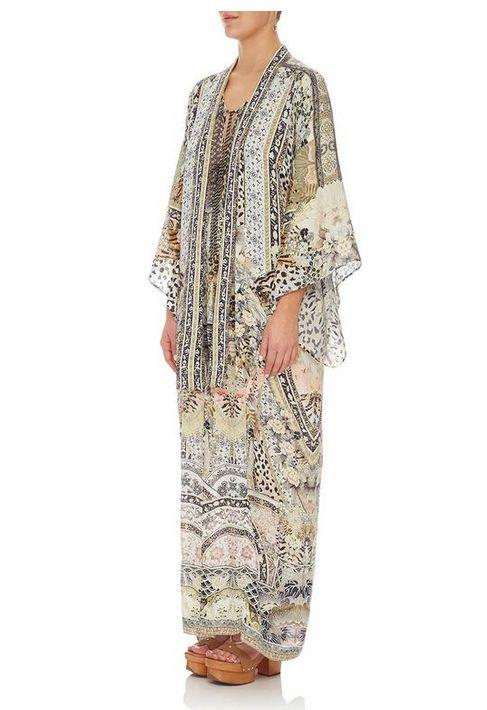 Camilla Kimono Coat