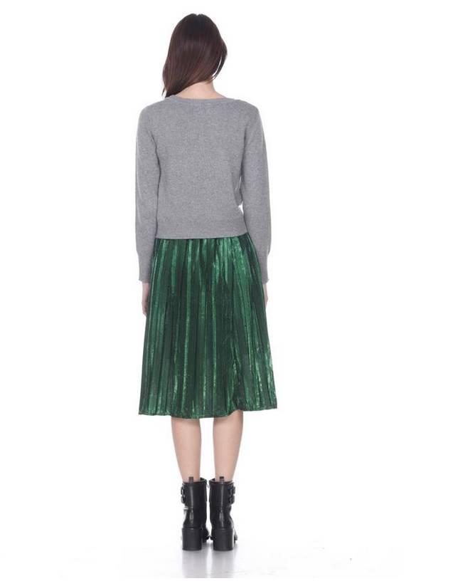 Zero Degrees Celcius Pin Sweater