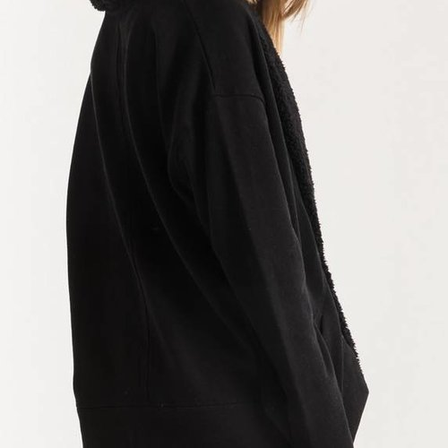 Z SUPPLY The Sherpa Cocoon Cardigan