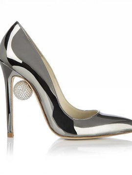 Freya Rose Aurora Mirrored Stiletto