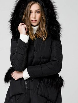 Access Womans Puff Jacket