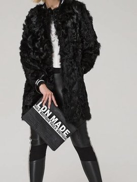 Access Womans Fur Collar