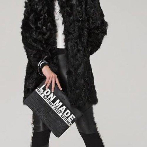 Access Womans Fur Collar