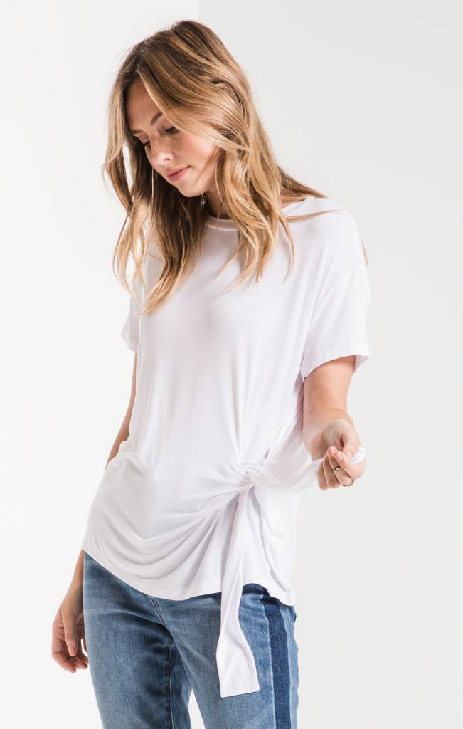 Z SUPPLY The Side Wrap Tee