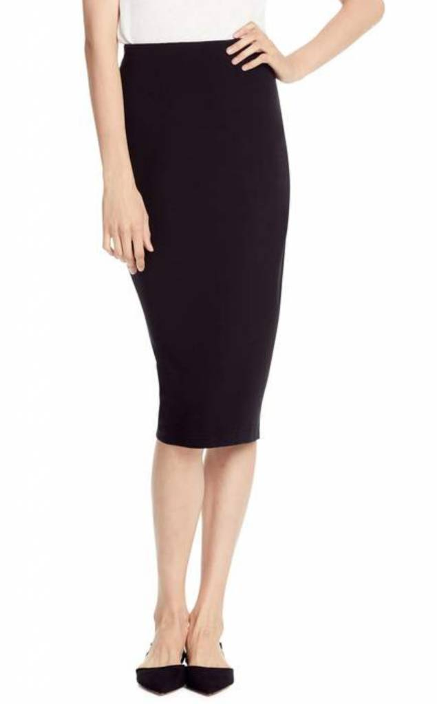 Michael Stars Straight Midi Skirt